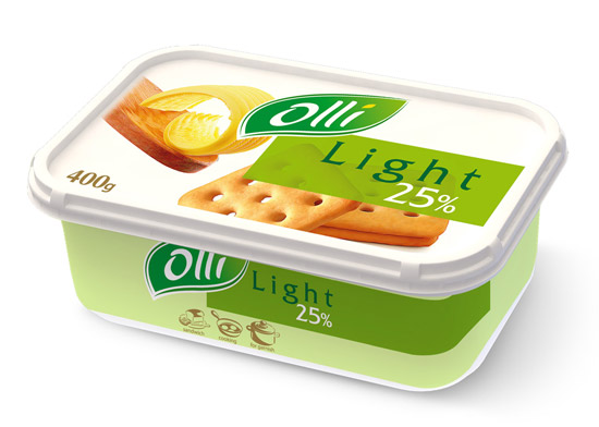 "Margarine ""Light 25%"""