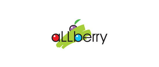 Design of the logo of TM Allberry